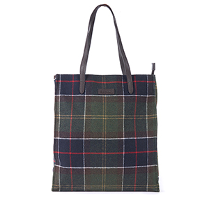 Barbour Barbour Tain Tartan Shopper Bag Classic