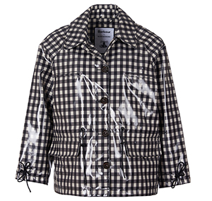 Barbour Minnie Casual Jacket by Alexa Chung Barbour: Capsule Alexa Chung