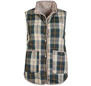 Barbour Barbour Mayapple Gilet Barbour Lifestyle: from the Classic capsule