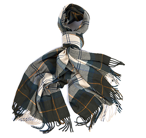 Barbour Barbour Modern Count Scarf Barbour Lifestyle