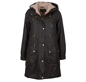 Barbour Birches Waxed Jacket Barbour Lifestyle: From the Classic collection