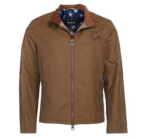 Barbour B.Intl Placer Steve McQueen™ Barbour International: from the Steve McQueen capsule