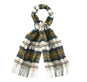 Barbour Barbour Merino Cashmere Tartan Scarf Tartan Ancient Barbour Lifestyle: From the Classic collection