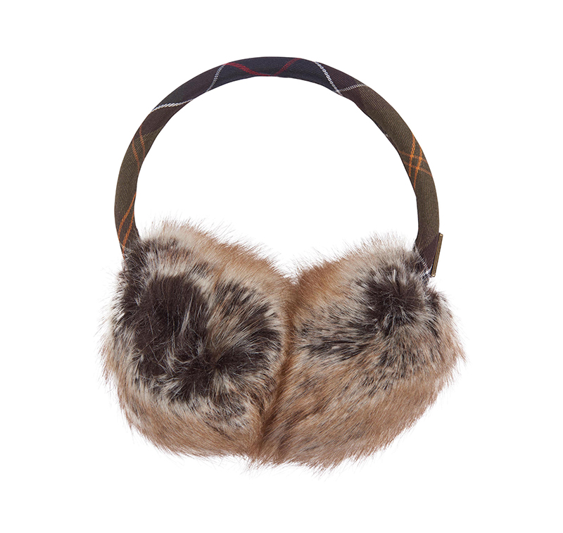 Barbour Carsten Earmuffs Classic Barbour Lifestyle: From the Spirit of Adventure collection