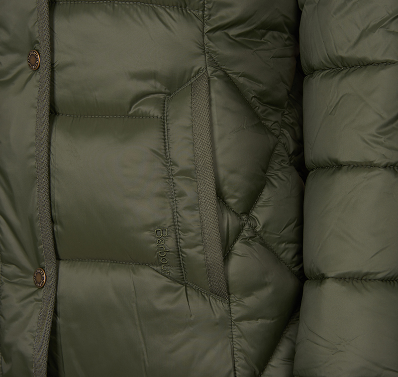 Barbour Jamison Quilted Jacket