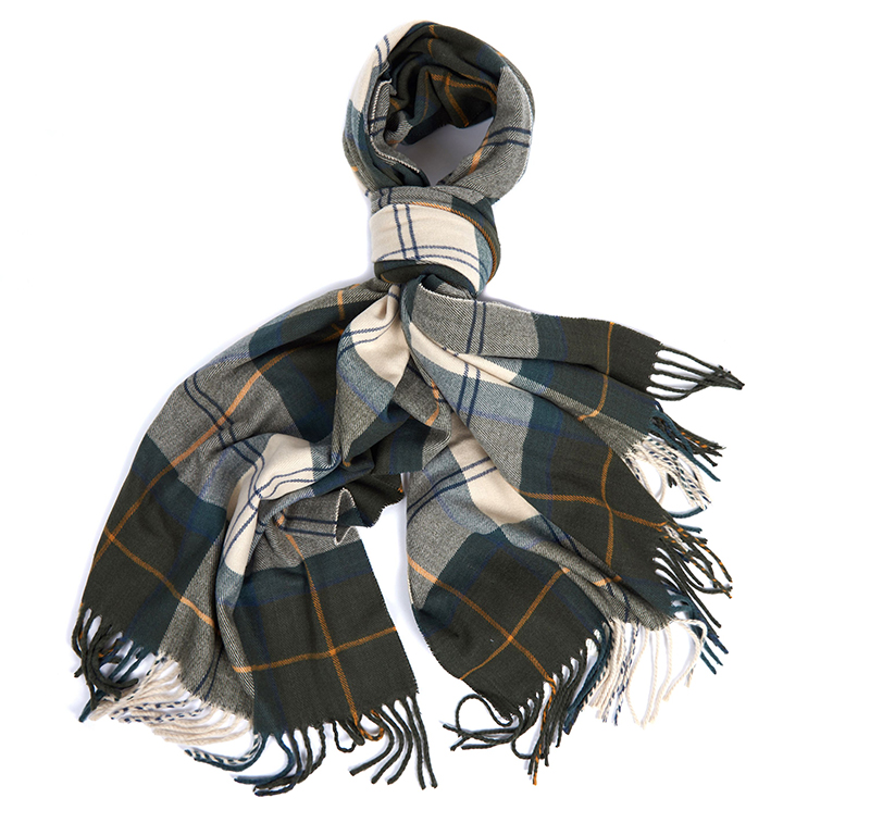 Barbour Modern Count Scarf