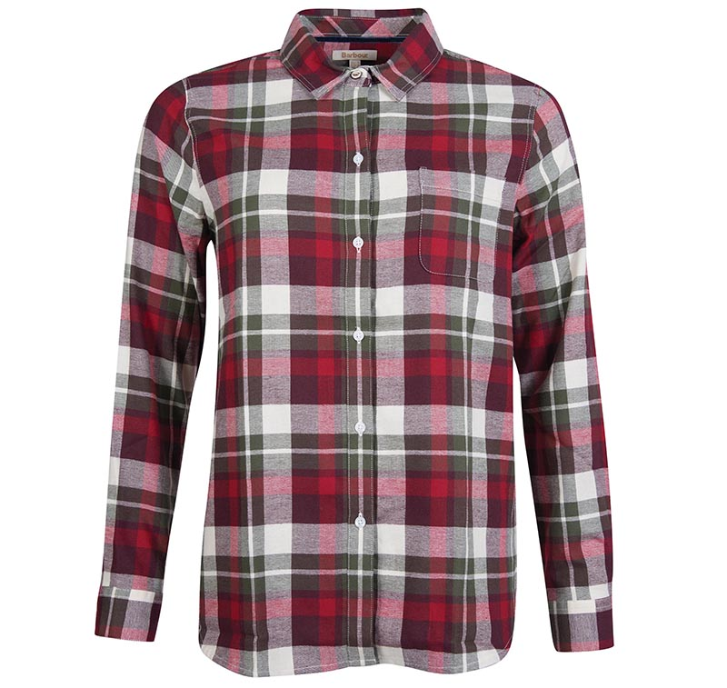 Barbour Barbour Hedley Shirt Relaxed Fit