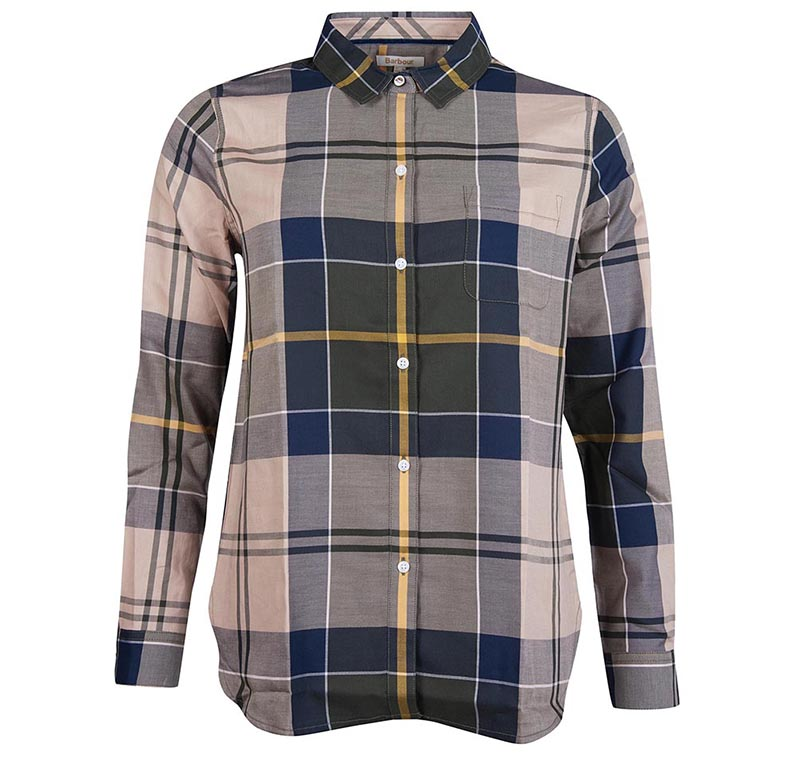 Barbour Barbour Homeswood Shirt Relaxed Fit