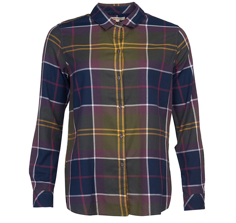 Barbour Barbour Moorland Shirt Relaxed Fit