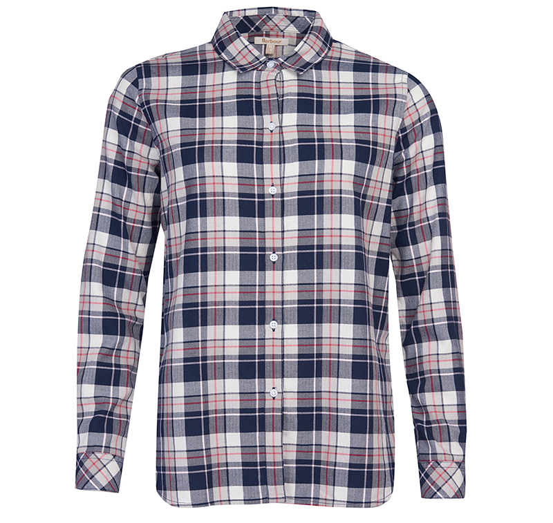 Barbour Barbour Stokehold Shirt Relaxed Fit