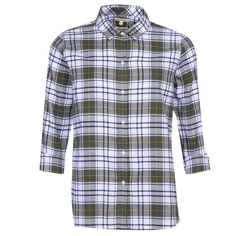 Barbour Barbour Moors Shirt Relaxed Fit