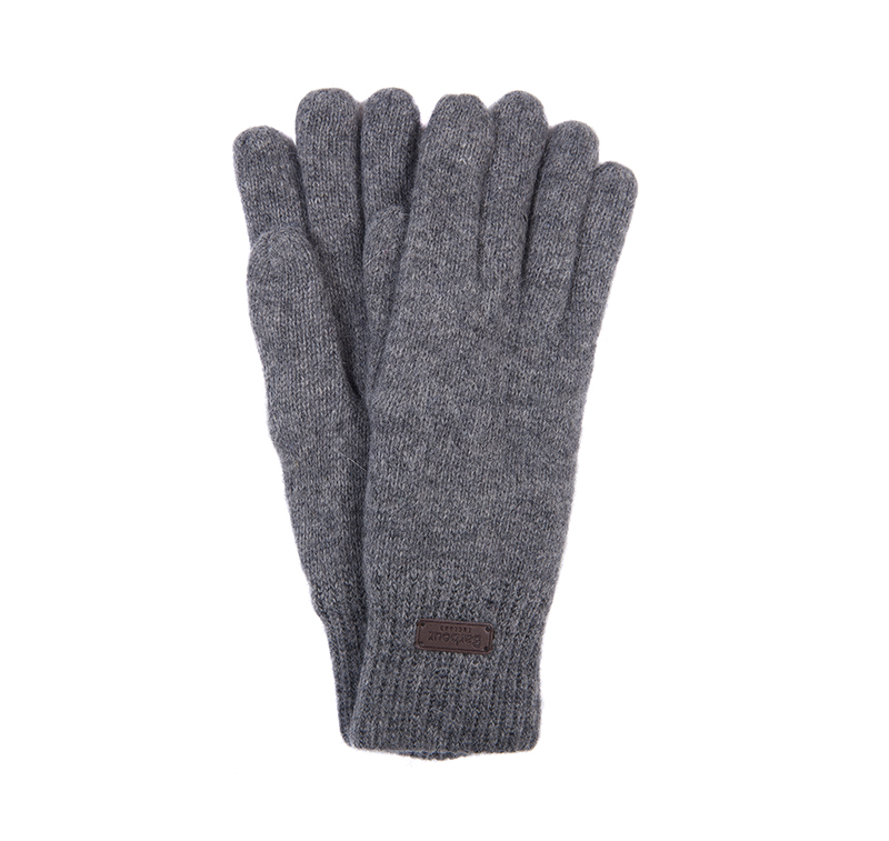 Barbour Carlton Gloves Grey Barbour Lifestyle