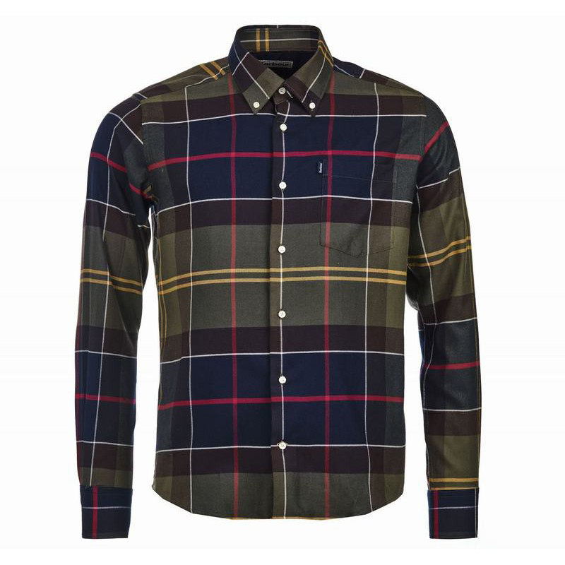 Barbour John Shirt Modern C Tartan Barbour Lifestyle: From the Core Essentials collection