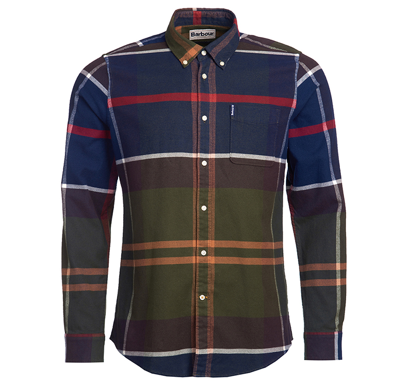 Barbour Barbour Tartan 7 Shirt Classic Tailored Fit