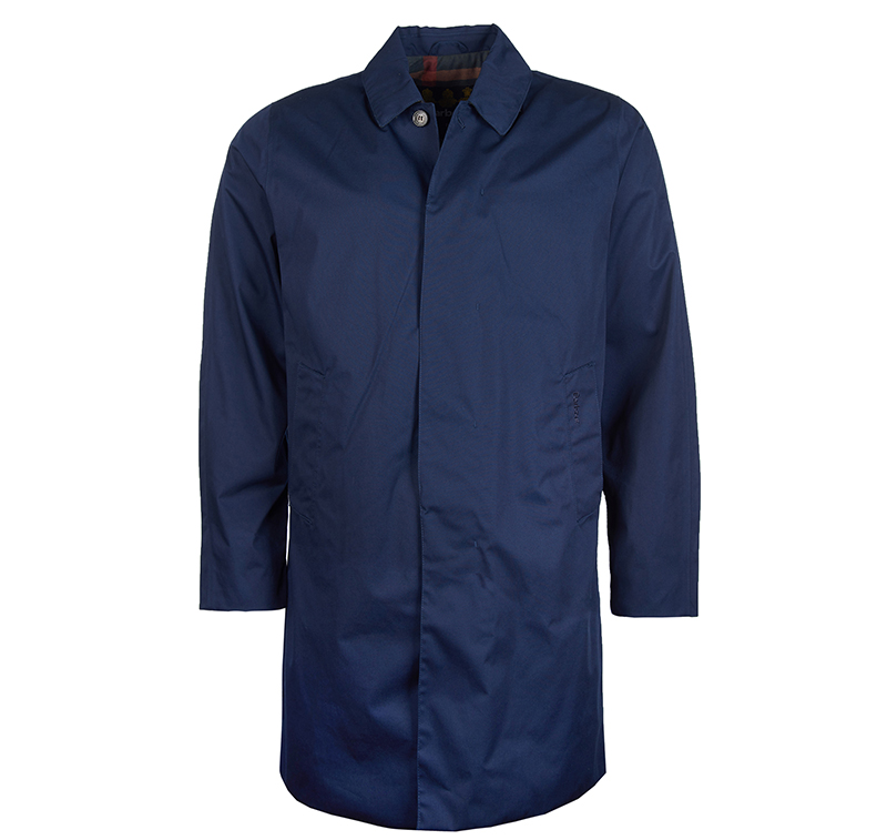 Barbour Barbour Lorden Waterproof Jacket Navy Fit: Tailored