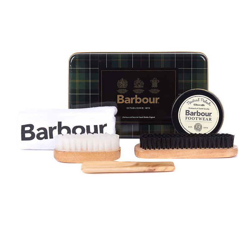 Barbour Barbour Boot Care Kit Barbour Lifestyle: from the Classic capsule