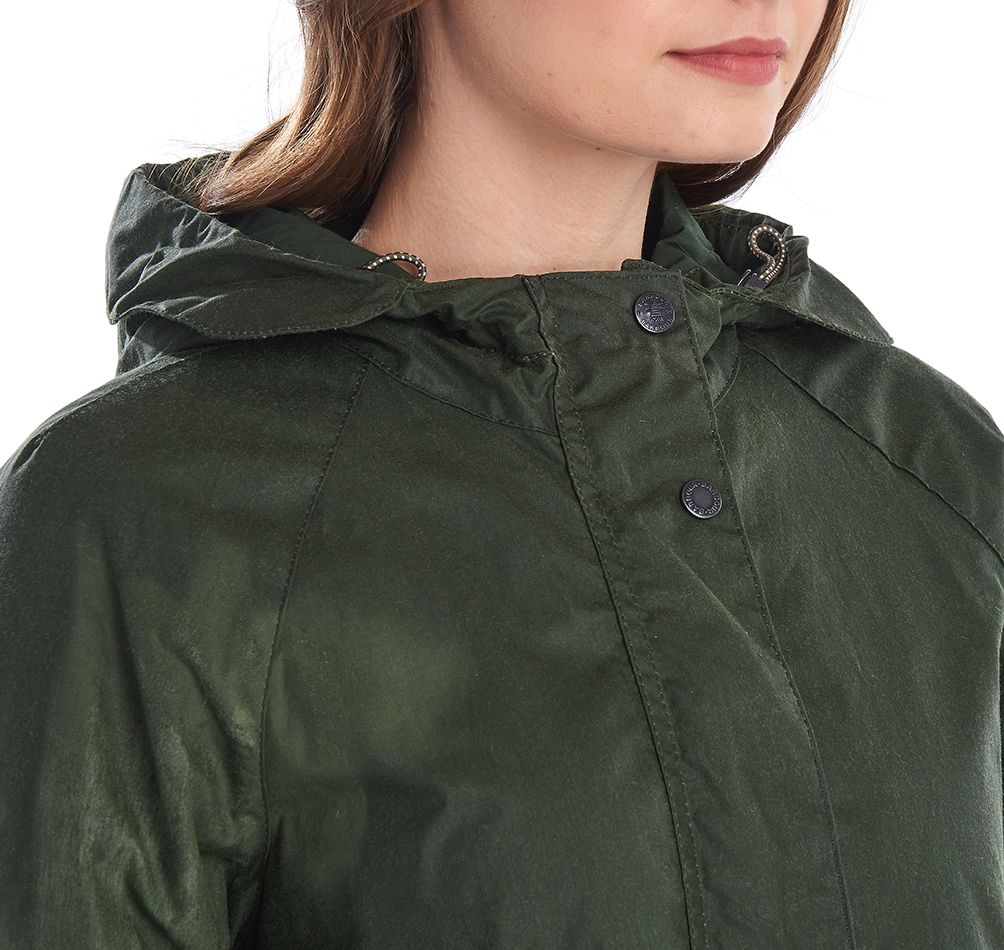 Barbour Updrift Wax Jacket