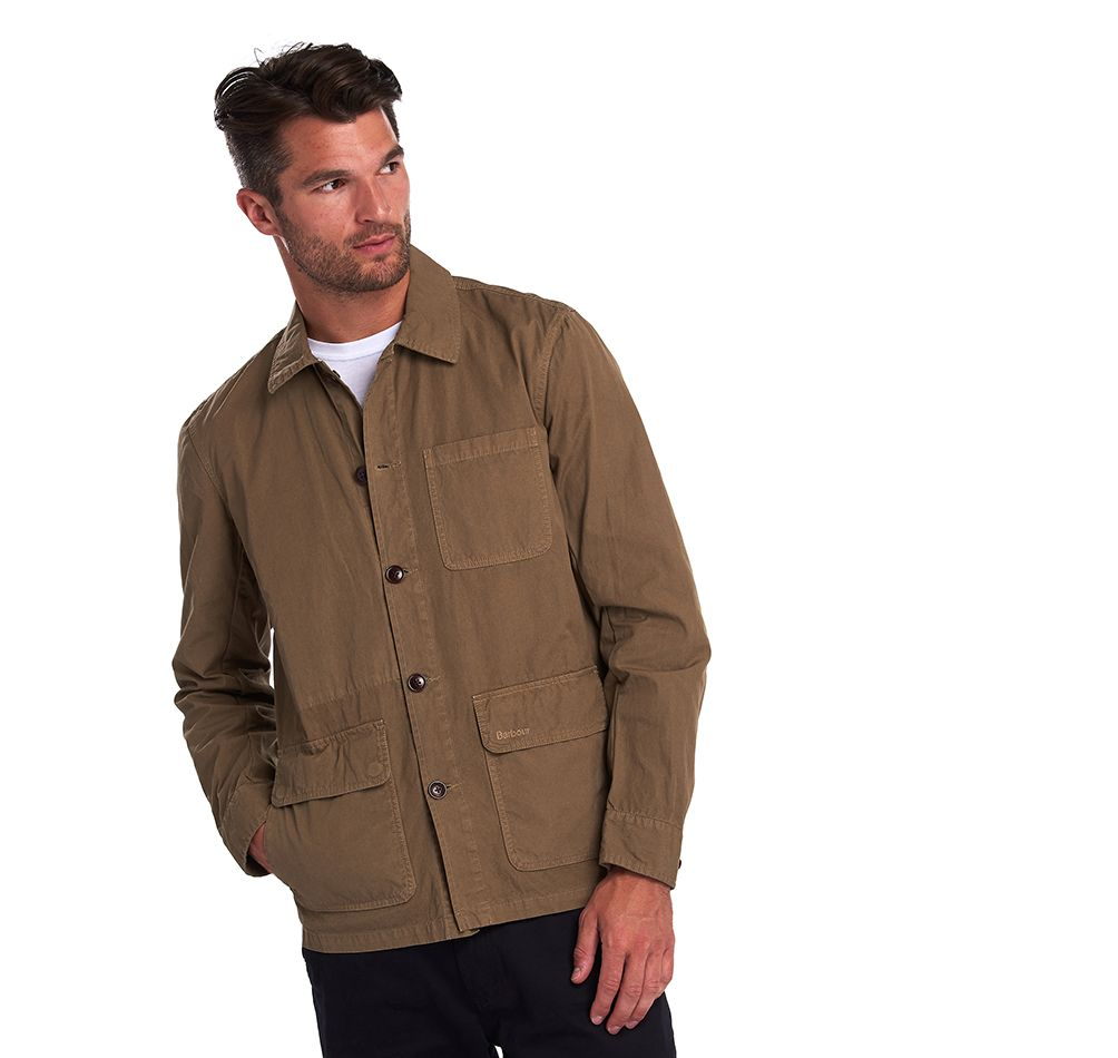 Barbour Barbour Quenton Casual Jacket Tailored Fit