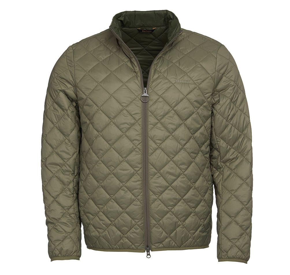 Barbour Belk Quilted Jacket Regal Dusty Olive Barbour LifeStyle: From the Classic collection