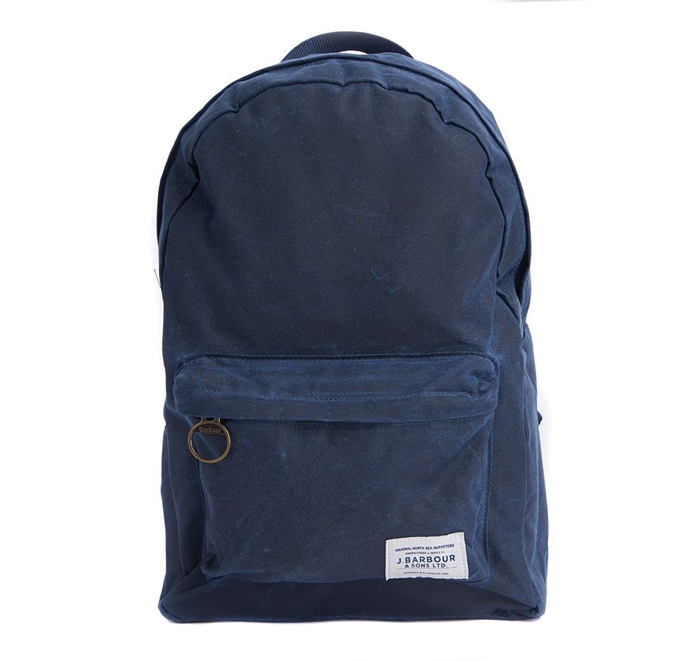 Barbour Eaden Backpack Navy Barbour Lifestyle