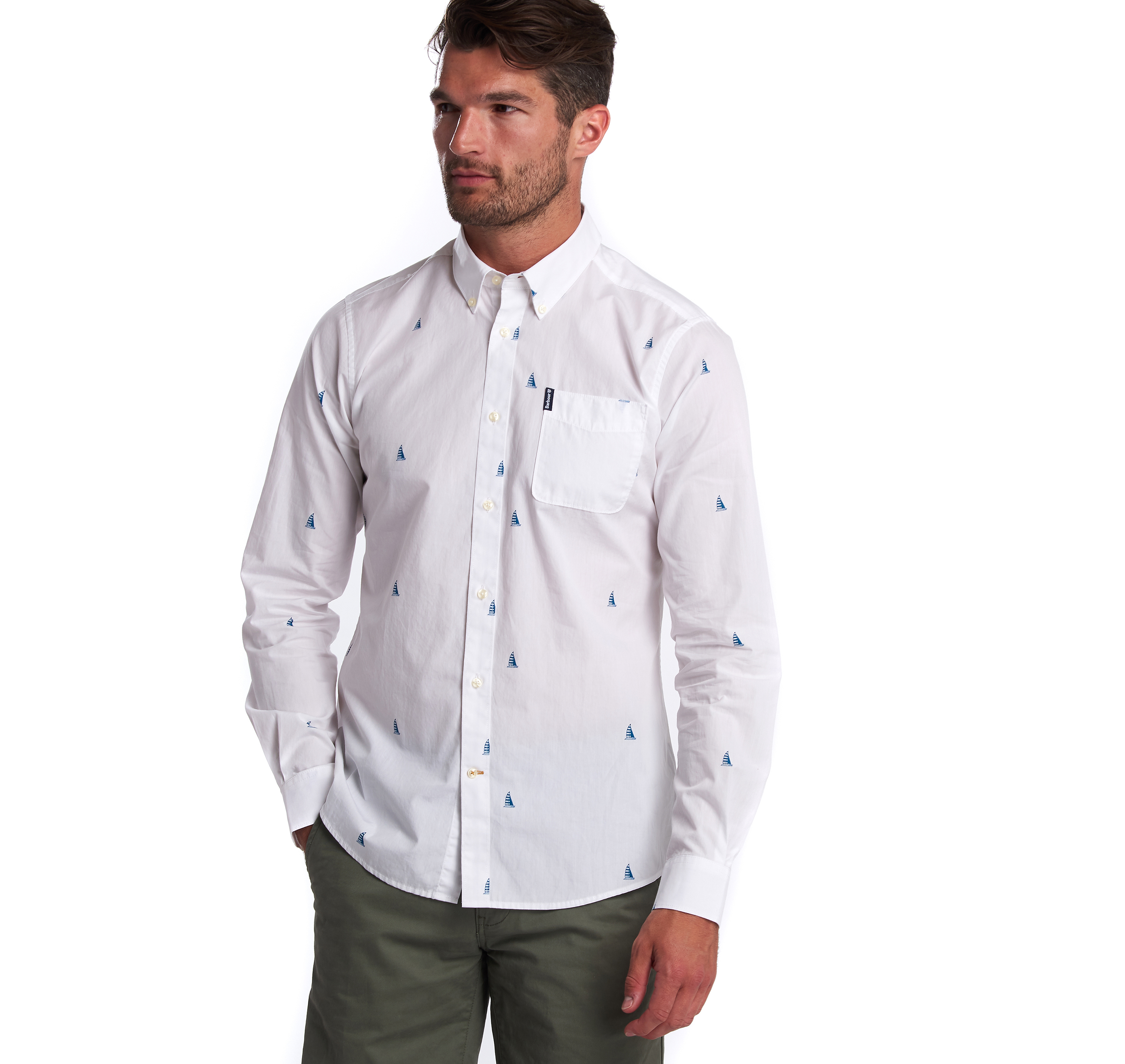 Barbour Summer Print 1 Tailored