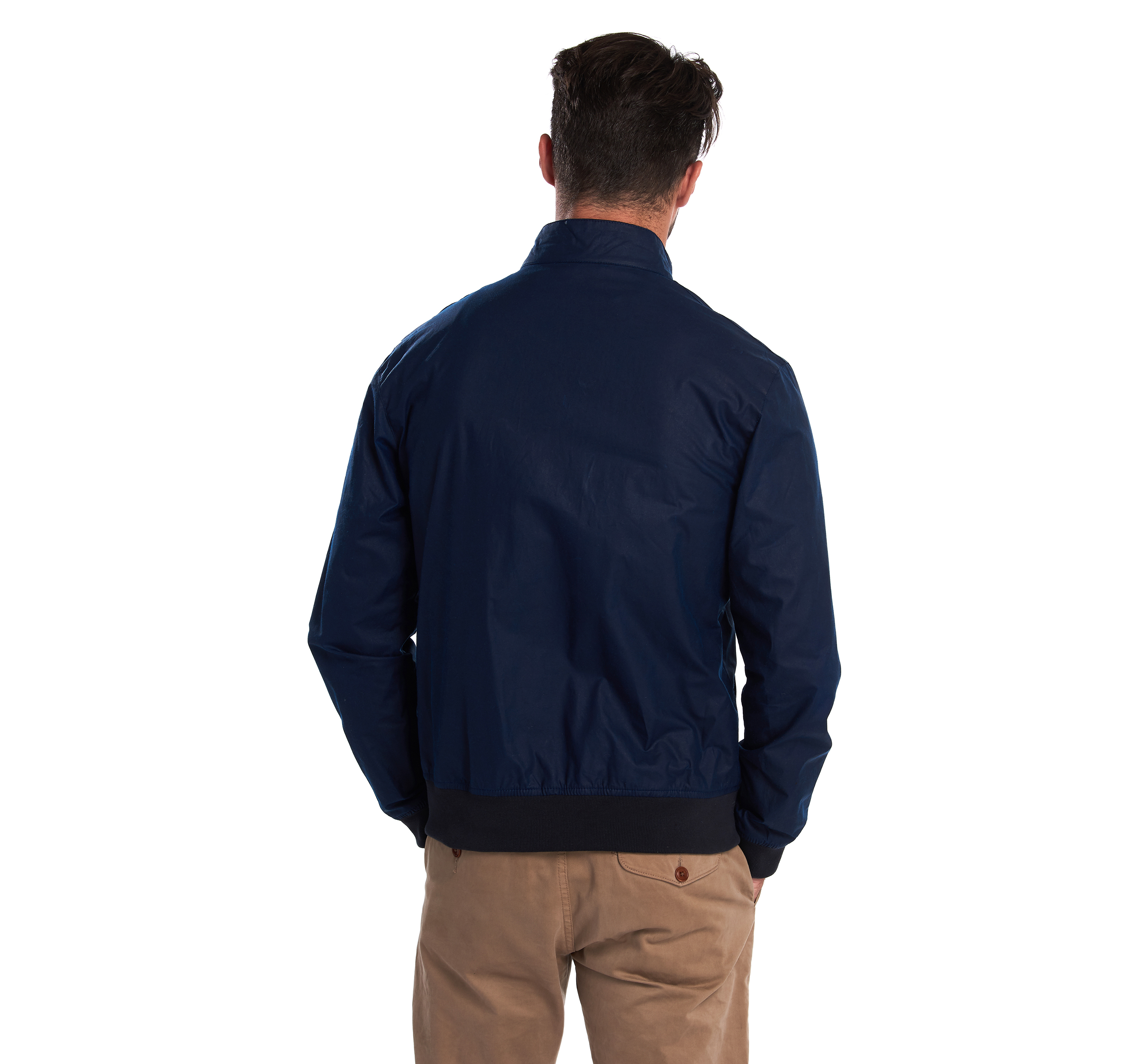 Barbour Lightweight Royston Wax Jacket Indigo