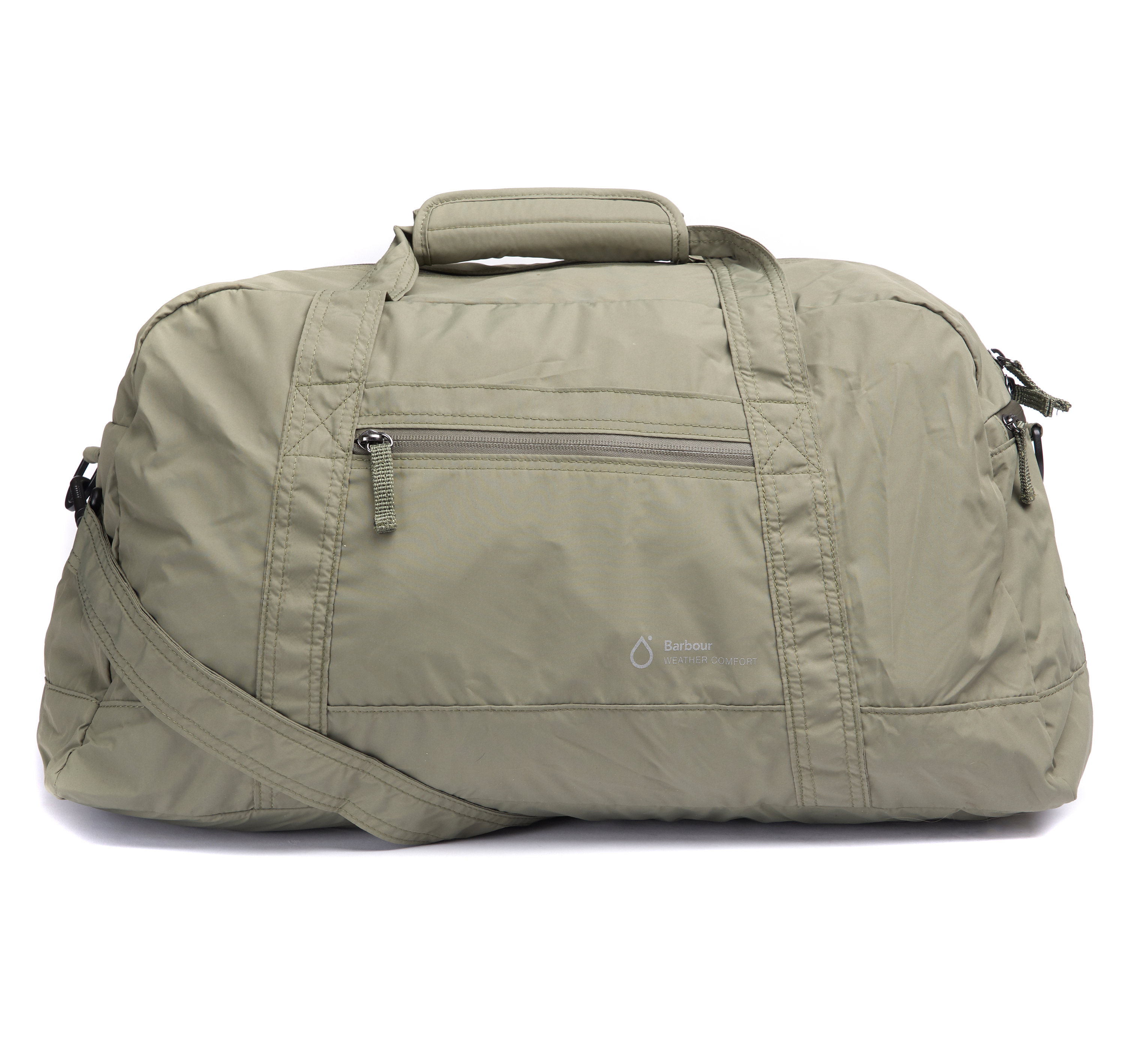 Barbour Weather Comfort Holdall Olive Barbour Weather Comfort