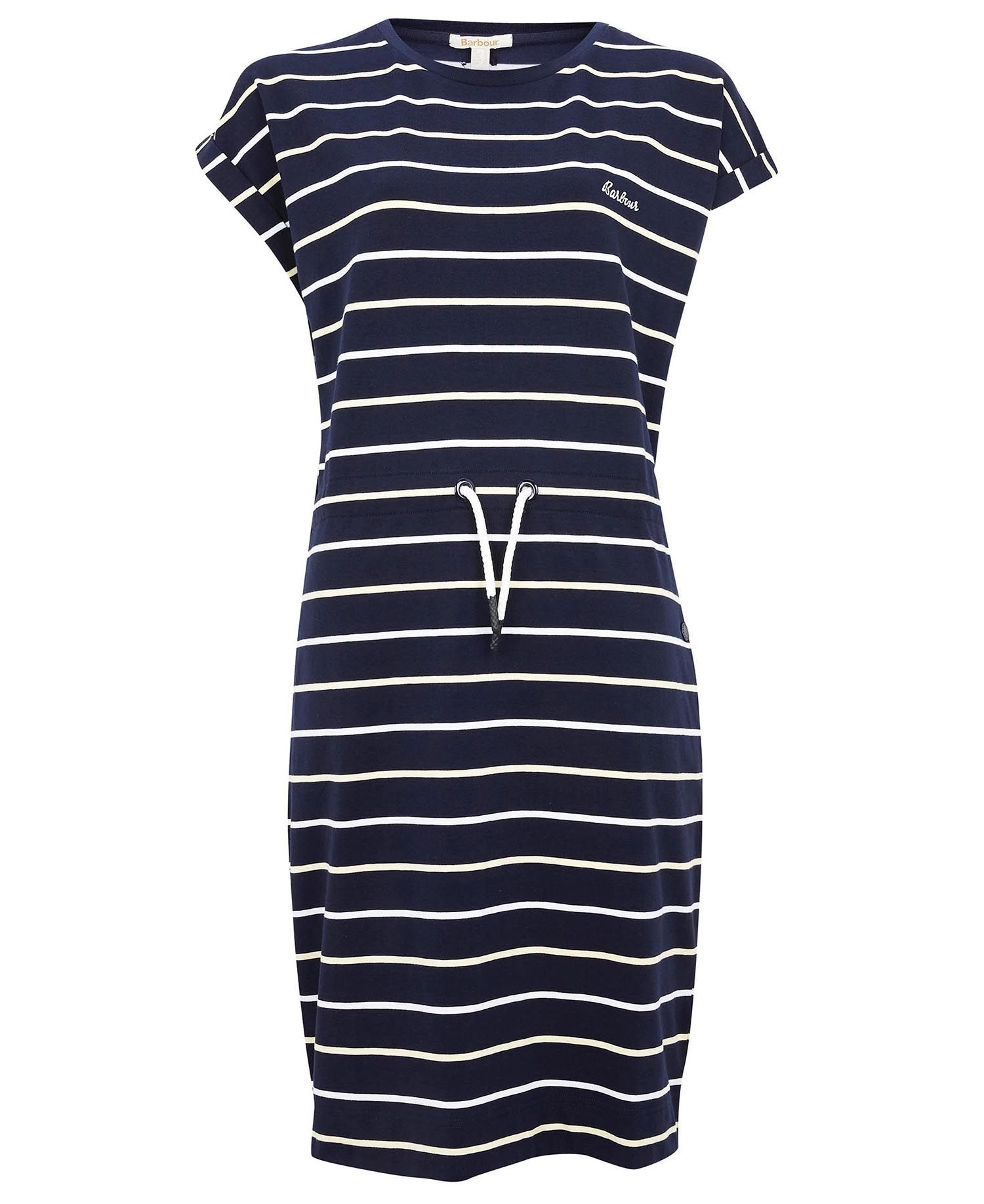 Barbour Barbour Marloes Stripe Dress Barbour Lifestyle: Regular Fit