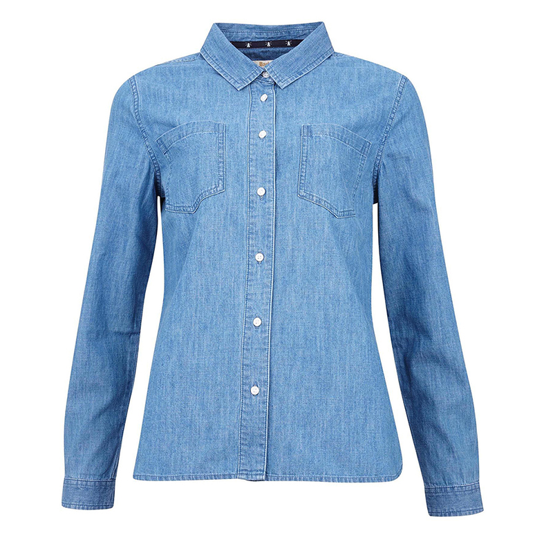 Barbour Barbour Tynemouth Shirt Blue FIT: Regular