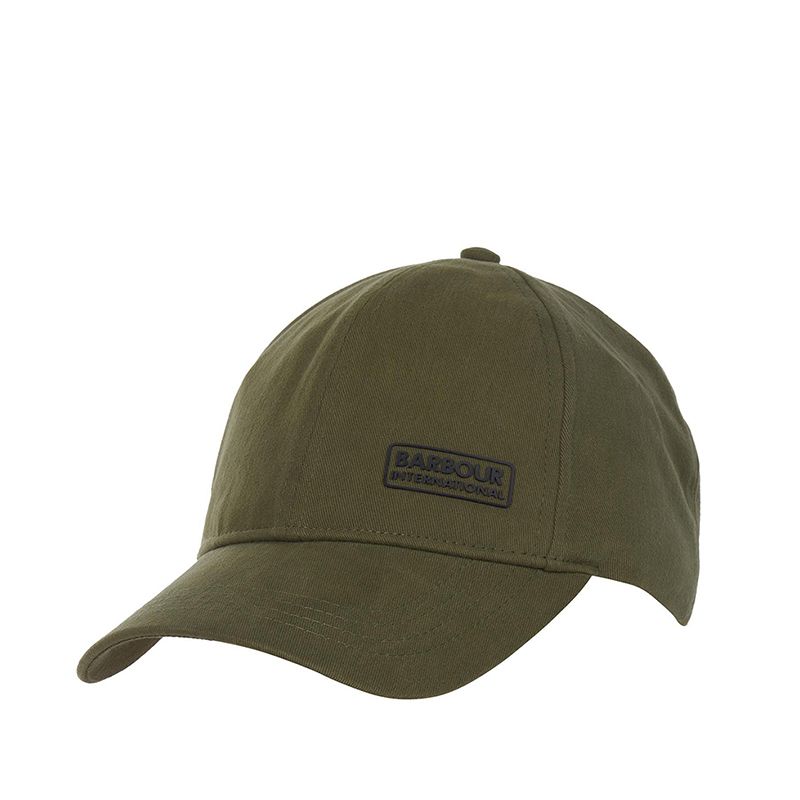 Barbour B. Intl Norton Drill Sports Cap Vintage green Barbour International