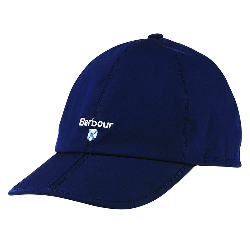 Barbour Crest Waterproof Cap