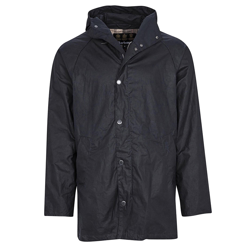 Barbour Breswell Wax Jacket Barbour Lifestyle: Tailored Fit