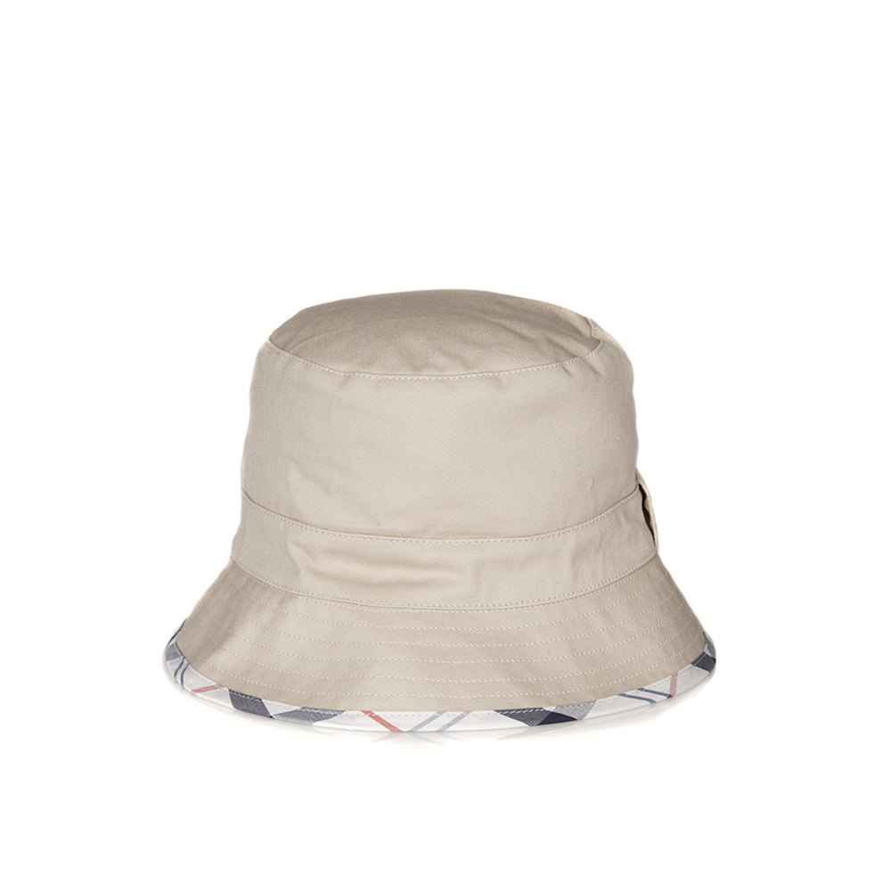 Barbour Barbour Langton Reversible Hat Cream