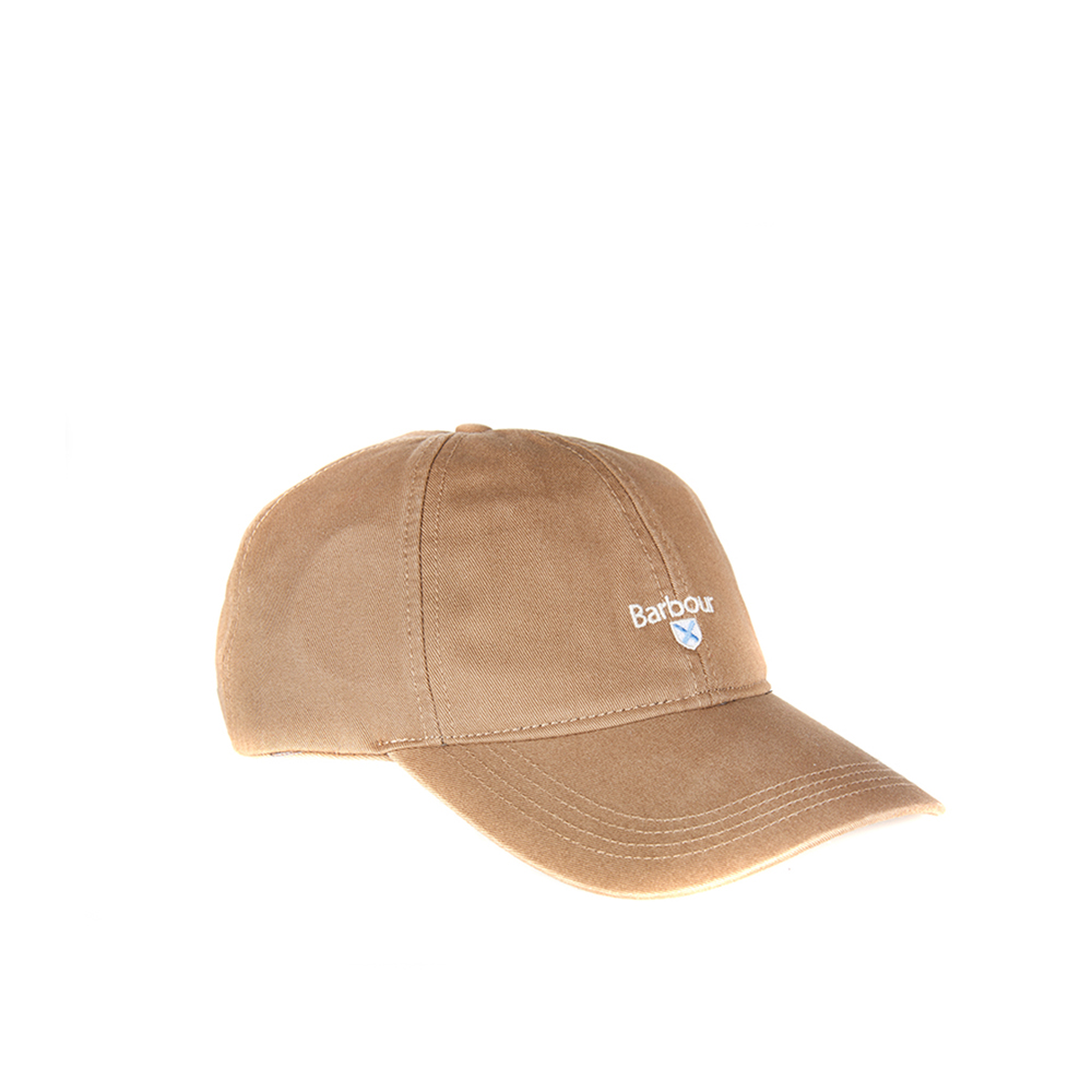 Barbour Branded Cascade Sports Cap Dk Stone Barbour Lifestyle: From the Classic capsule
