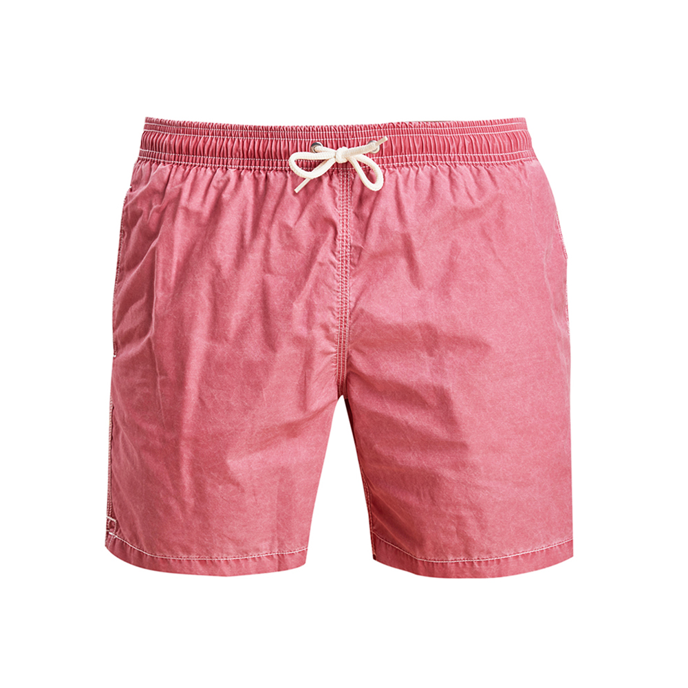 Barbour Victor Swim Short Red Tailored Fit