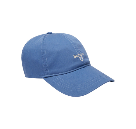 Barbour Branded Cascade Sports Cap Sea Sea Blue Barbour Lifestyle: From the Classic capsule