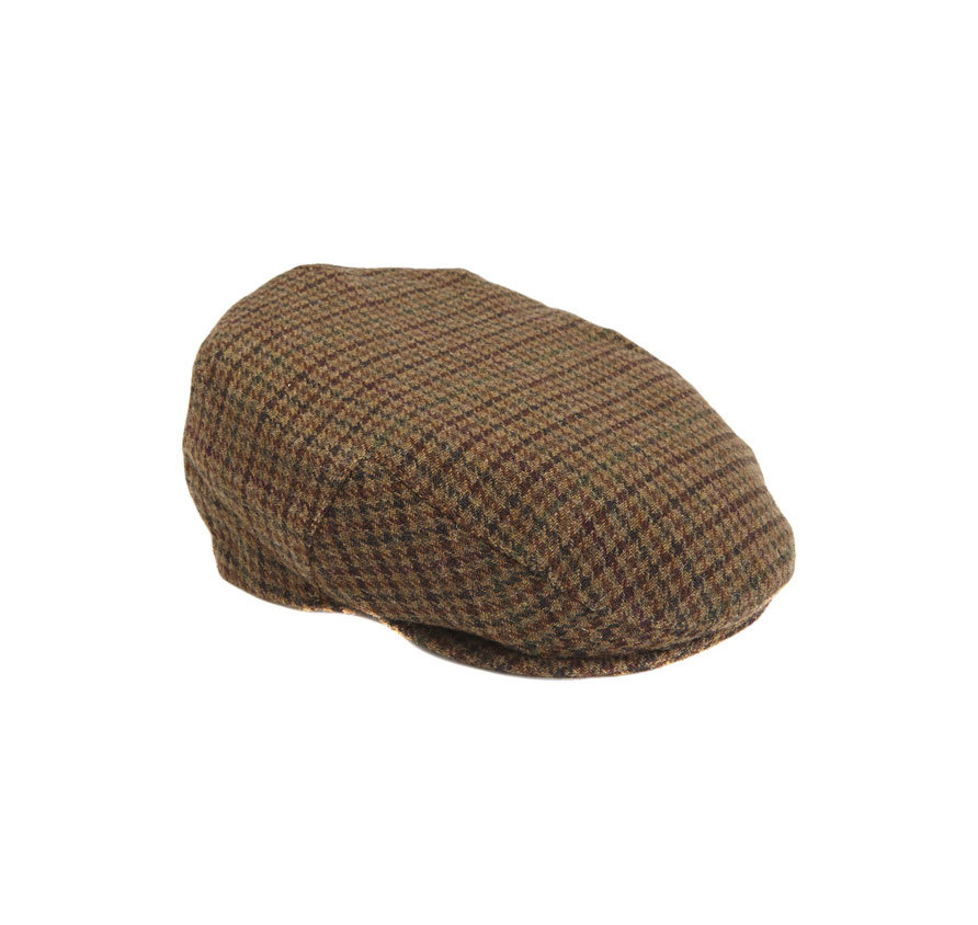 Barbour Barbour Crieff Cap Dk Brown Barbour Lifestyle: from the Classic capsule