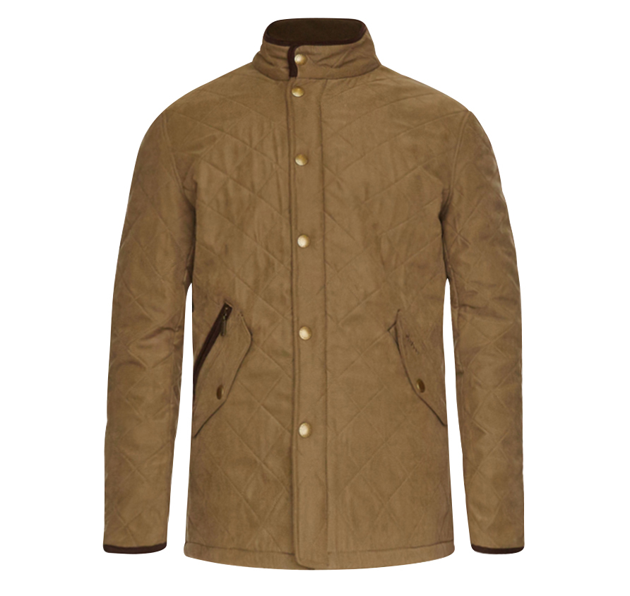 Barbour Barbour Bowden Quilted Jacket Olive Barbour Countrywear: From the Barbour Country collection