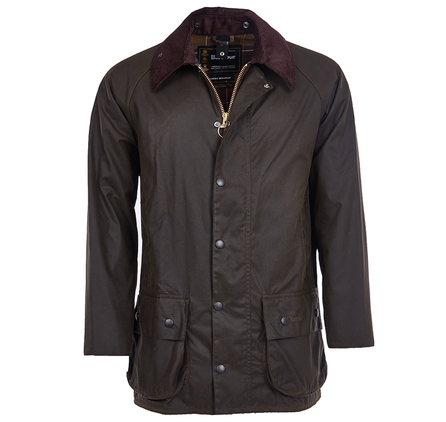 Barbour Barbour Classic Beaufort Jacket Olive Barbour Lifestyle: From the Classic collection
