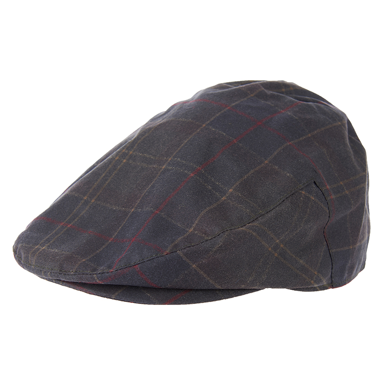 Barbour Barbour Tartan Wax Cap Classic Barbour Lifestyle: from the Classic capsule