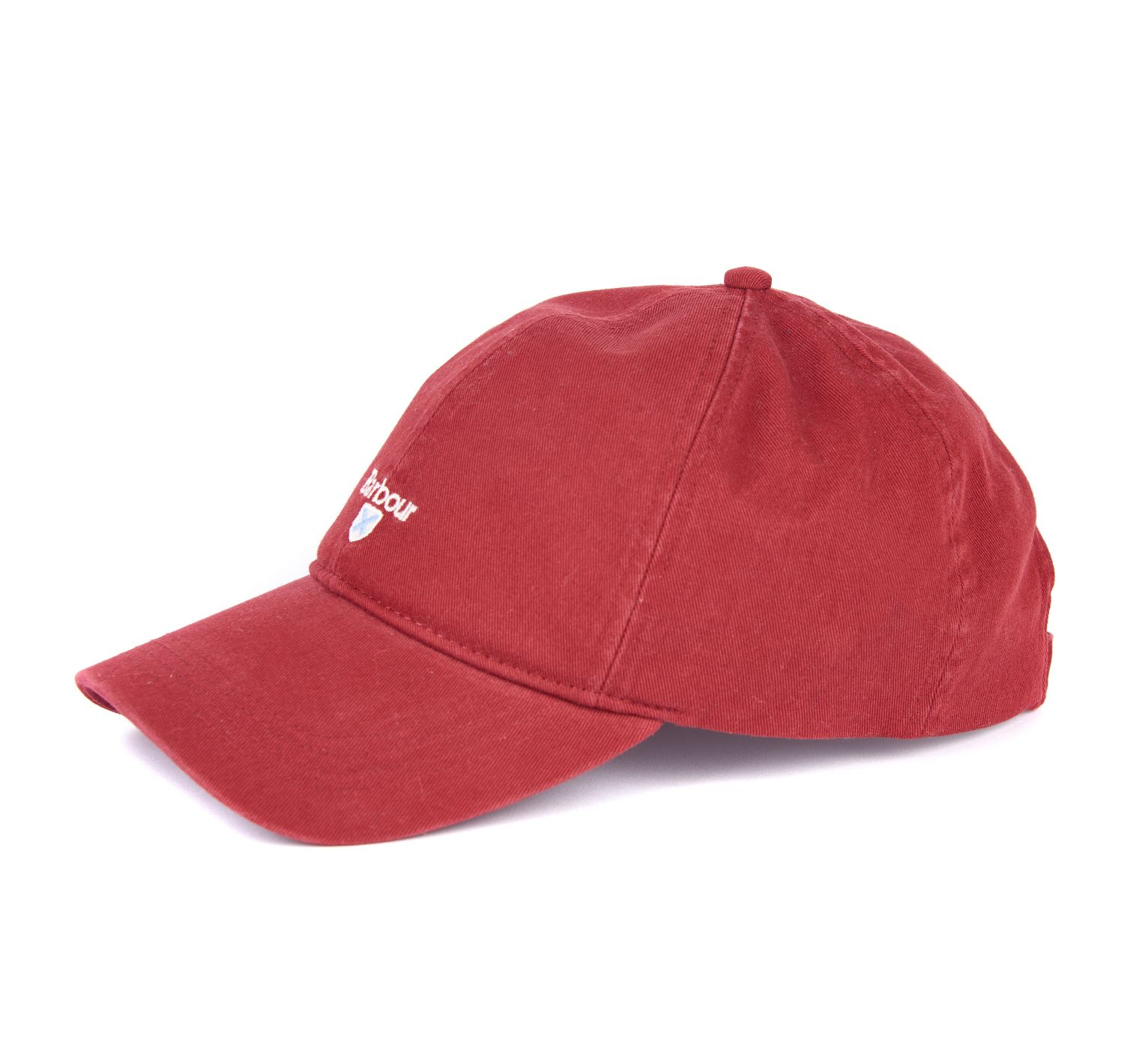 Barbour Branded Cascade Sports Cap Lobster Barbour Lifestyle: From the Classic capsule