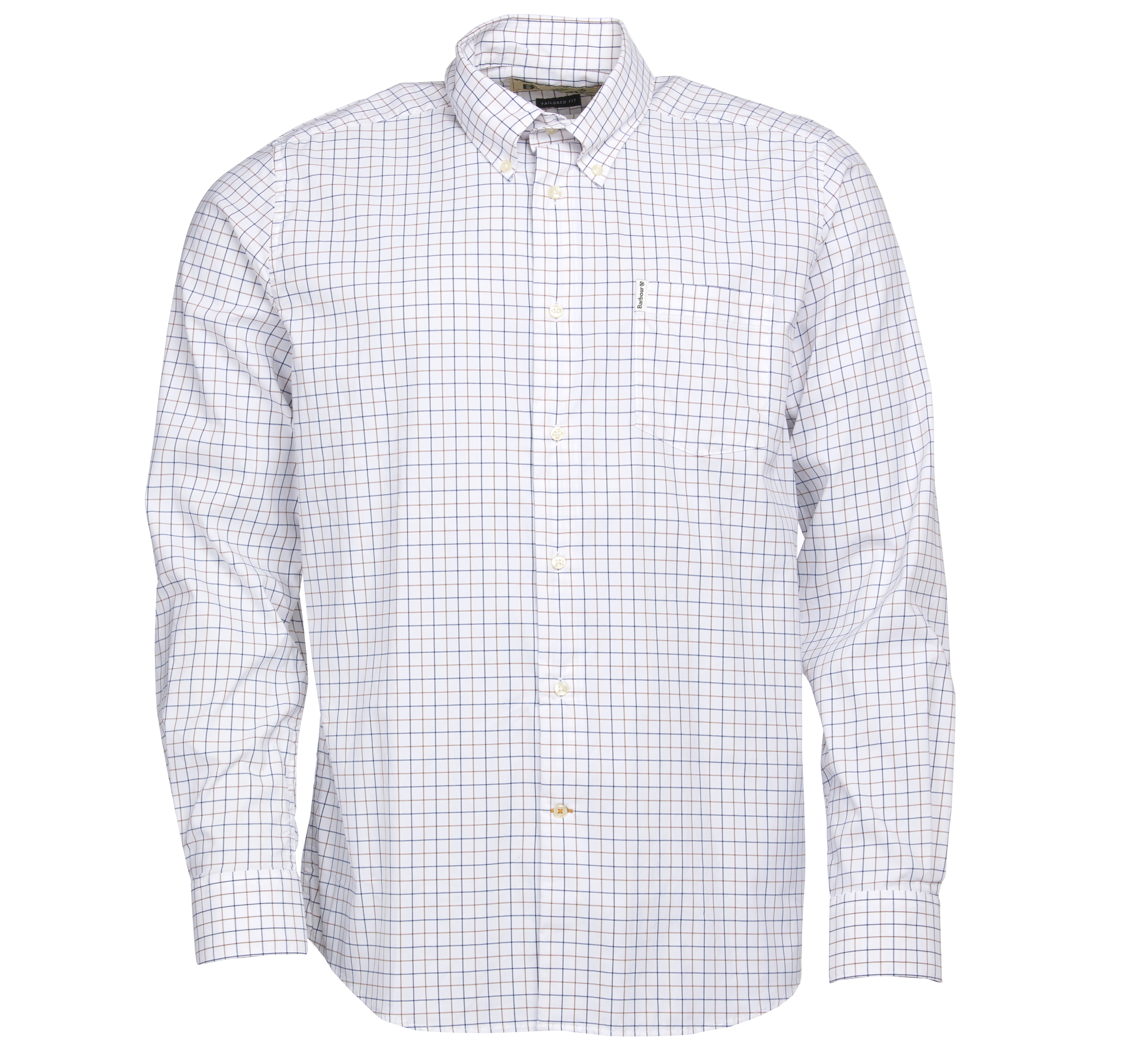Barbour Barbour Batley Performance Shirt Tailored Fit
