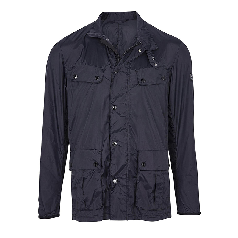 Barbour B.Intl Packable Duke Casual Jacket FIT: Tailored