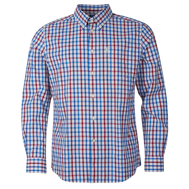 Barbour Barbour Hallhill Performance Shirt FIT: Tailored