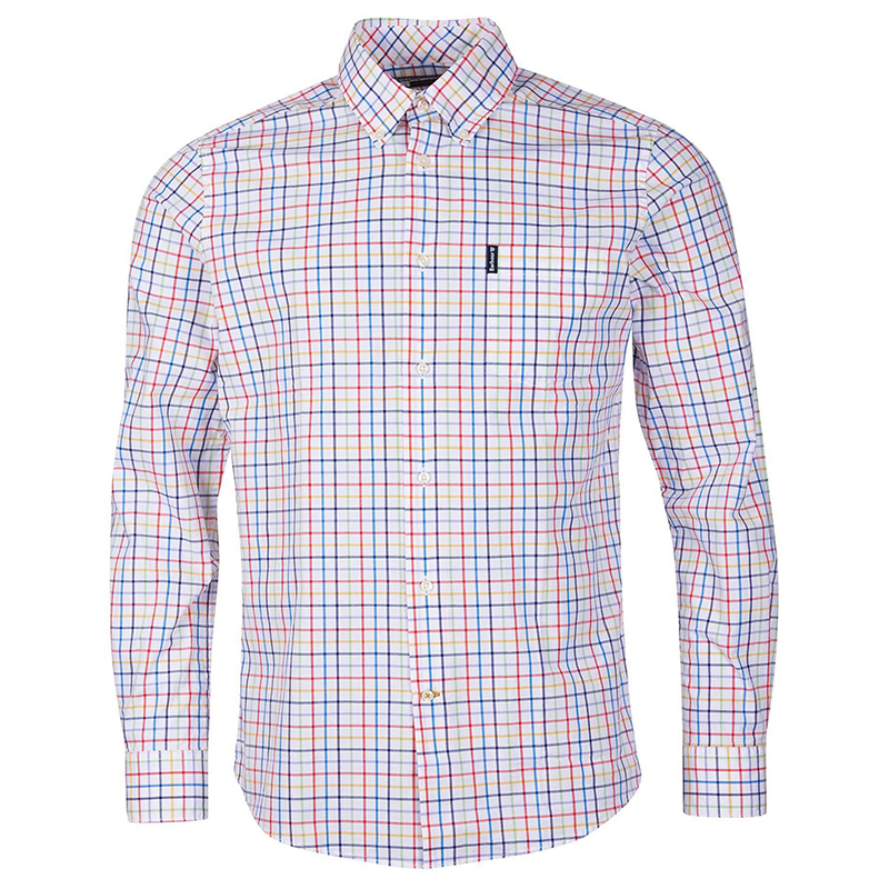 Barbour Barbour Tattersall 24 Tailored Shirt FIT: Tailored